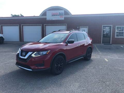 2017 Nissan Rogue for sale at Family Auto Finance OKC LLC in Oklahoma City OK