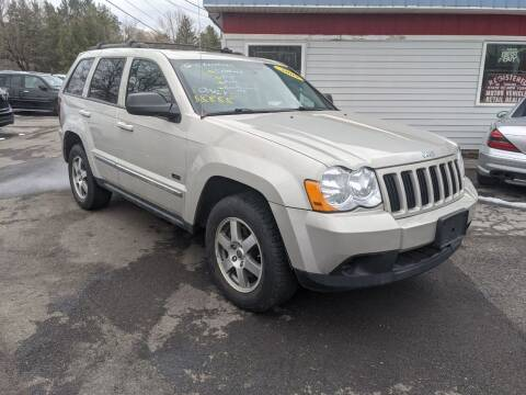 2009 Jeep Grand Cherokee for sale at Peter Kay Auto Sales in Alden NY