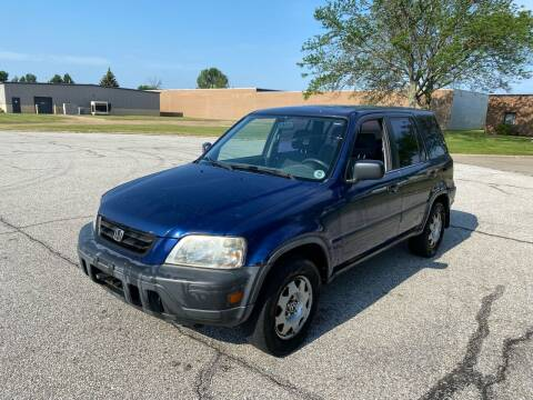 1999 Honda CR-V for sale at JE Autoworks LLC in Willoughby OH
