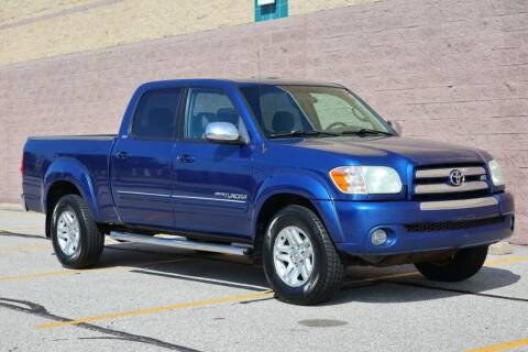 2006 Toyota Tundra for sale at NeoClassics - JFM NEOCLASSICS in Willoughby OH