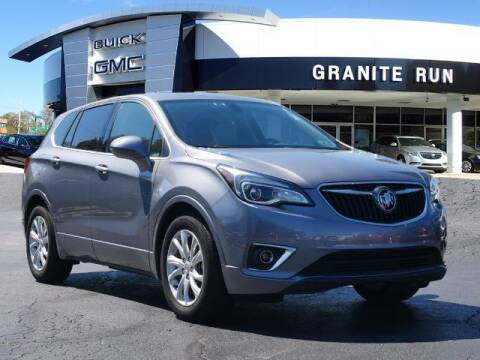 2019 Buick Envision for sale at GRANITE RUN PRE OWNED CAR AND TRUCK OUTLET in Media PA