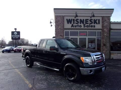 2010 Ford F-150 for sale at Wisneski Auto Sales, Inc. in Green Bay WI