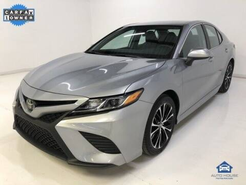 2019 Toyota Camry for sale at Autos by Jeff in Peoria AZ