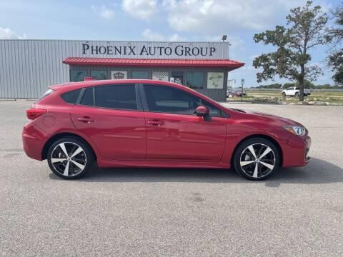 2017 Subaru Impreza for sale at PHOENIX AUTO GROUP in Belton TX