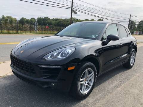 2017 Porsche Macan for sale at Vantage Auto Wholesale in Lodi NJ