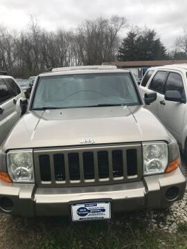 2006 Jeep Commander for sale at New Start Motors LLC - Rockville in Rockville IN