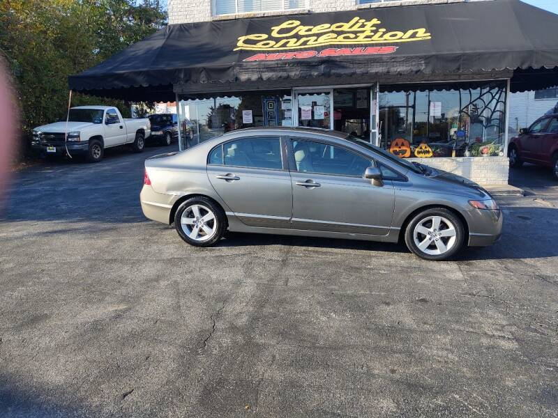 2006 Honda Civic for sale at Credit Connection Auto Sales Inc. YORK in York PA