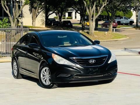 2012 Hyundai Sonata for sale at Texas Drive Auto in Dallas TX