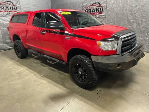 2010 Toyota Tundra for sale at GRAND AUTO SALES in Grand Island NE