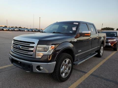 2014 Ford F-150 for sale at A.I. Monroe Auto Sales in Bountiful UT