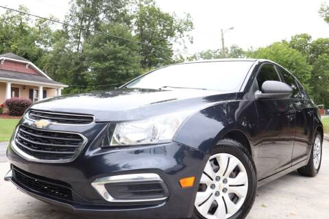 2016 Chevrolet Cruze Limited for sale at Cobb Luxury Cars in Marietta GA