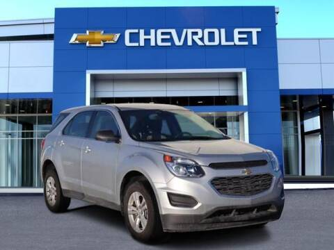 2017 Chevrolet Equinox for sale at Ed Koehn Chevrolet in Rockford MI