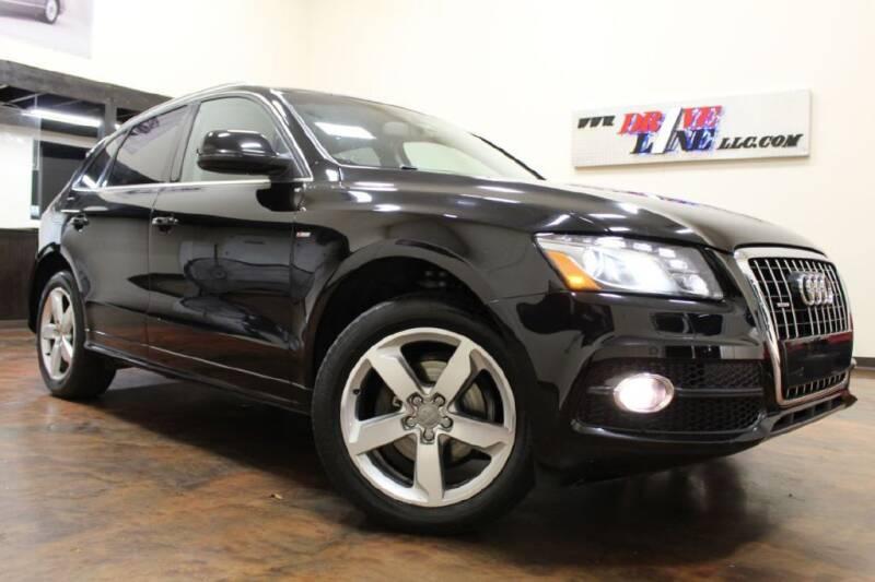 2011 Audi Q5 for sale at Driveline LLC in Jacksonville FL