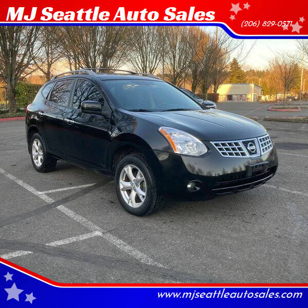 2010 Nissan Rogue for sale at MJ Seattle Auto Sales in Kent WA