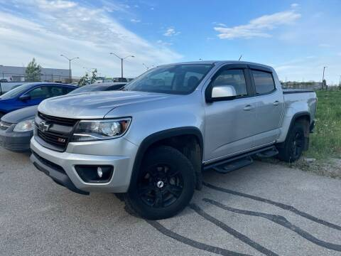 2016 Chevrolet Colorado for sale at Truck Buyers in Magrath AB