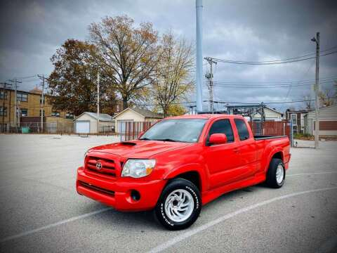 2007 Toyota Tacoma for sale at ARCH AUTO SALES in St. Louis MO