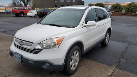 2007 Honda CR-V for sale at McMinnville Auto Sales LLC in Mcminnville OR