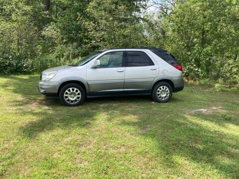 2006 Buick Rendezvous for sale at Expressway Auto Auction in Howard City MI