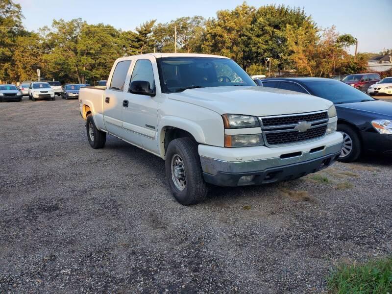 2007 Chevrolet Silverado 1500HD Classic for sale at ASAP AUTO SALES in Muskegon MI
