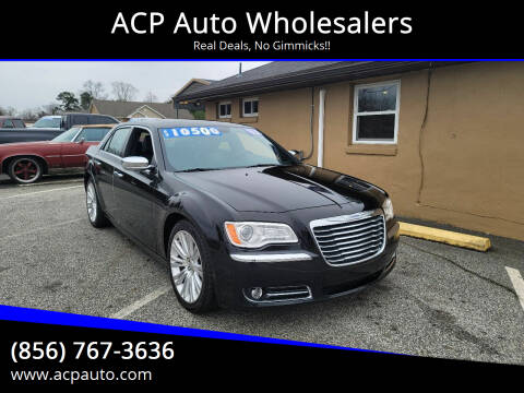 2013 Chrysler 300 for sale at ACP Auto Wholesalers in Berlin NJ