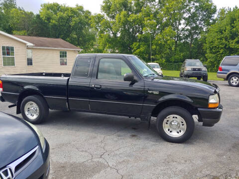 1999 Ford Ranger for sale at K & P Used Cars, Inc. in Philadelphia TN
