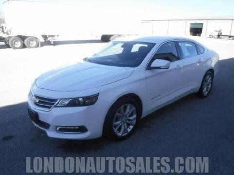2018 Chevrolet Impala for sale at London Auto Sales LLC in London KY