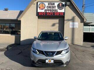 2019 Nissan Rogue Sport for sale at Utah Credit Approval Auto Sales in Murray UT