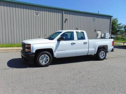 2014 Chevrolet Silverado 1500 for sale at CR Garland Auto Sales in Fredericksburg VA