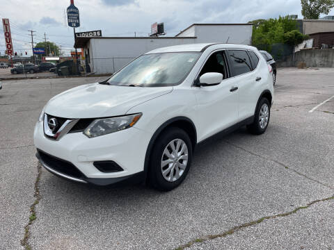 2016 Nissan Rogue for sale at East Memphis Auto Center in Memphis TN