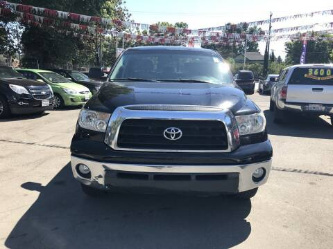 2008 Toyota Tundra for sale at EXPRESS CREDIT MOTORS in San Jose CA