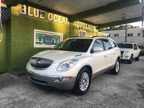 2008 Buick Enclave for sale at Blue Ocean Auto Sales LLC in Tampa FL