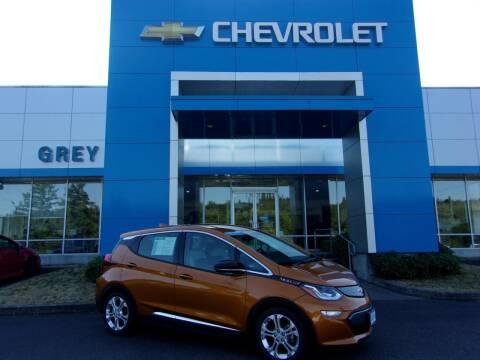2018 Chevrolet Bolt EV for sale at Grey Chevrolet, Inc. in Port Orchard WA