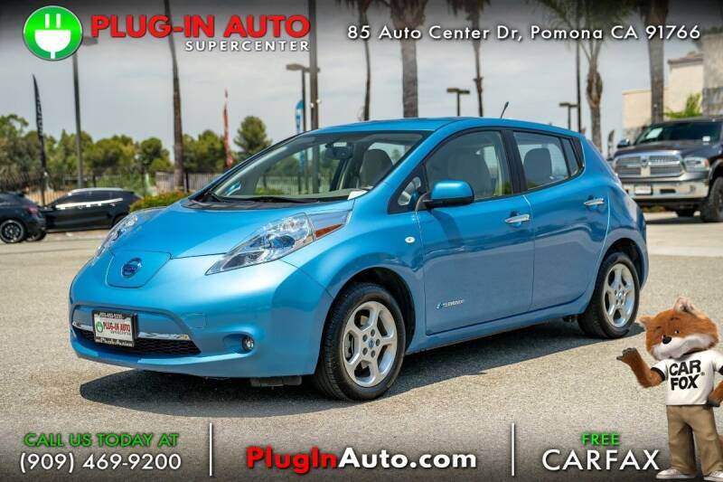 2012 Nissan LEAF for sale in Pomona, CA