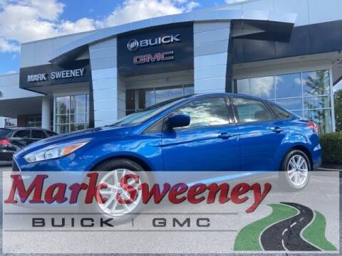 2018 Ford Focus for sale at Mark Sweeney Buick GMC in Cincinnati OH