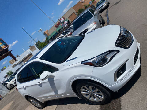 2017 Buick Envision for sale at Sanaa Auto Sales LLC in Denver CO