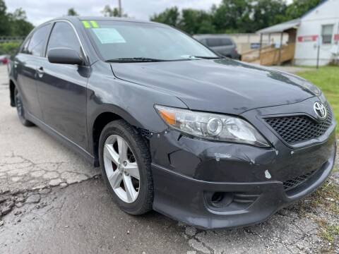 2011 Toyota Camry for sale at 5 STAR MOTORS 1 & 2 in Louisville KY