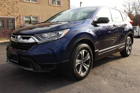 2017 Honda CR-V for sale at Euro 1 Wholesale in Fords NJ