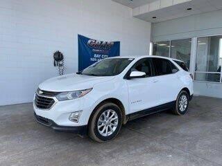 2018 Chevrolet Equinox for sale at GRAFF CHEVROLET BAY CITY in Bay City MI