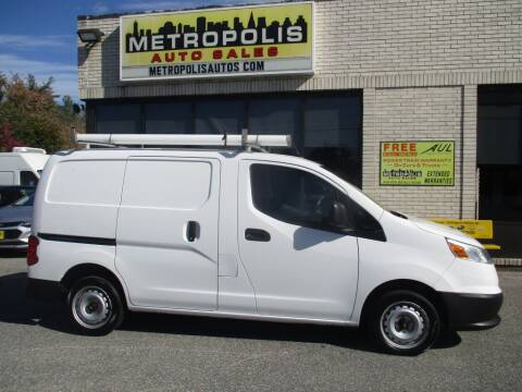 2015 Chevrolet City Express Cargo for sale at Metropolis Auto Sales in Pelham NH