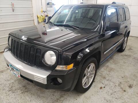 2008 Jeep Patriot for sale at Jem Auto Sales in Anoka MN