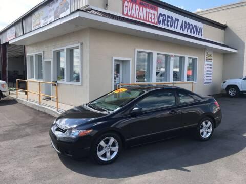 2008 Honda Civic for sale at Suarez Auto Sales in Port Huron MI