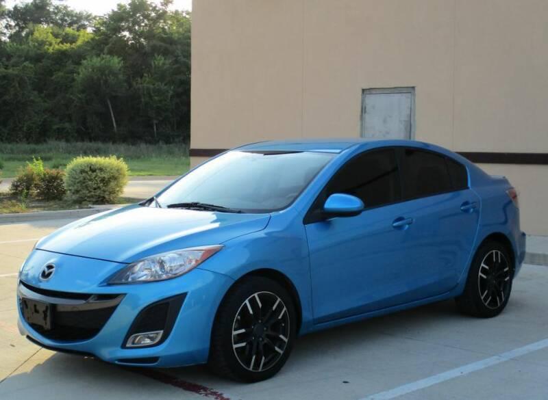 2010 Mazda MAZDA3 for sale at Executive Motor Group in Houston TX