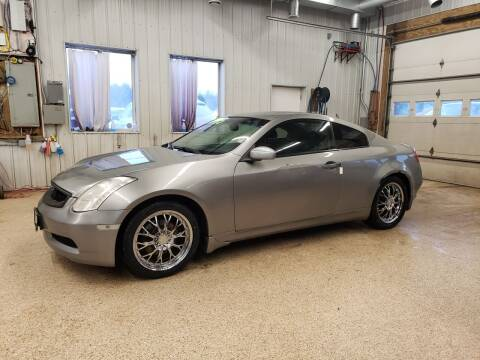 2003 Infiniti G35 for sale at Sand's Auto Sales in Cambridge MN