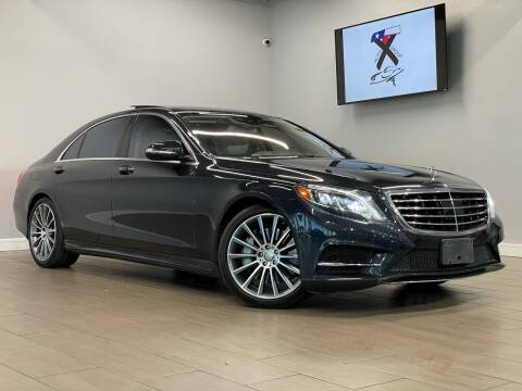 2014 Mercedes-Benz S-Class for sale at TX Auto Group in Houston TX