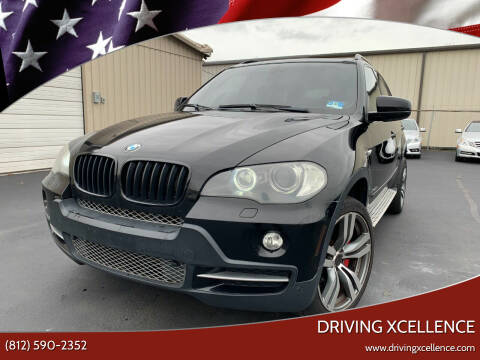 2010 BMW X5 for sale at Driving Xcellence in Jeffersonville IN