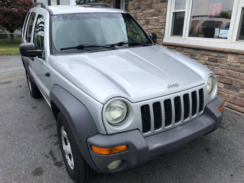 2004 Jeep Liberty for sale at Matt-N-Az Auto Sales in Allentown PA