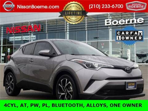 2018 Toyota C-HR for sale at Nissan of Boerne in Boerne TX