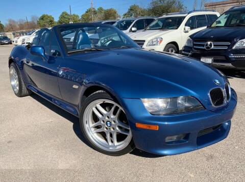 2000 BMW Z3 for sale at KAYALAR MOTORS - ECUFAST HOUSTON in Houston TX