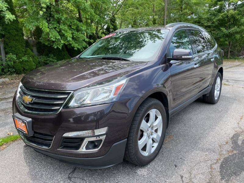 2016 Chevrolet Traverse for sale at TKP Auto Sales in Eastlake OH