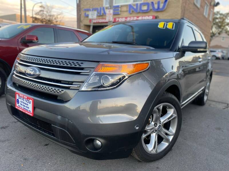 2011 Ford Explorer for sale at Drive Now Autohaus in Cicero IL